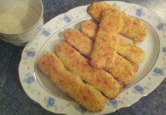 Low carb bread sticks