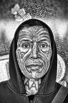 Maori Ta-moko