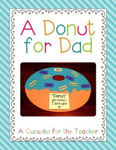 A Cupcake for the Teacher: Mothers Day, Fathers Day!