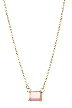 Cam & Zooey  Four Corner Necklace