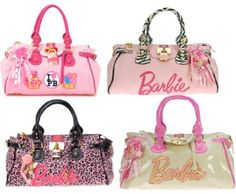 Pauls Boutique Barbie Bags. | LUUUX