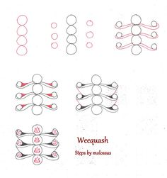 weequash by Molossus who says Life Imitates Doodles aka Sandra Strait