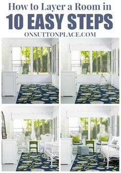 How to Layer a Room in 10 Easy Steps   On Sutton Place