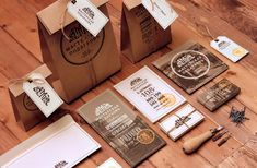Gifts Workshop – Corporate Identity