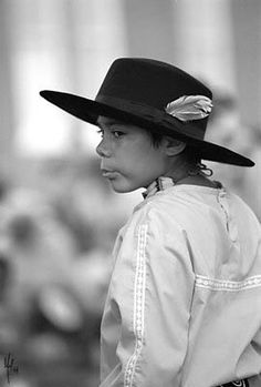 Choctaw boy