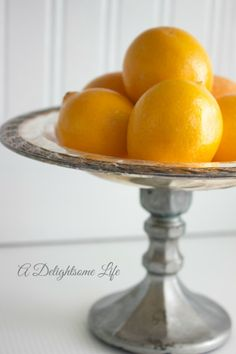 candle holder silver tray stand