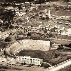 Tiger Stadium 1958
