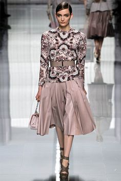 Christian Dior Fall 2012 Paris Fashion Week dior19
