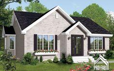Alexandrite Constructeur maison, maison usinée, maison préfabriquée | Pro-Fab