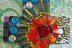 mosaic inspir, mosaic crosses, mosaiccross