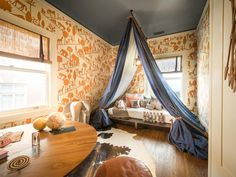 Little Roamer's Room - San Francisco Decorator Showcase 2014