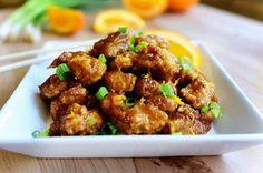 Orange chicken from The Pioneer Woman (Ree Drummond)