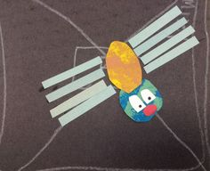 Kindergarten- Eric carle's the very busy spider