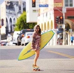 surfer paradis, crazi girl, yo quiero