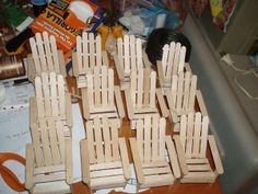 popsicle stick chair by geraldine
