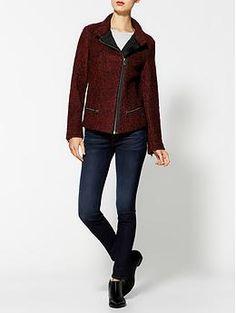 Maison Scotch Sweater Jacket