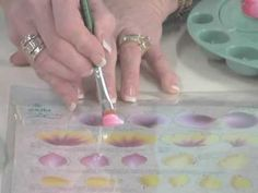 Donna Dewberry presents the One Stroke™ Learn to Paint Packs from Plaid Enterprises. #PlaidCrafts #crafts