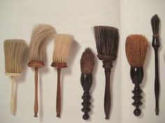 barber brushes