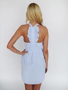 Love this seersucker dress♥