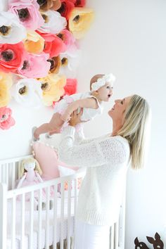 Style At Home: Danielle Hardy's Nursery