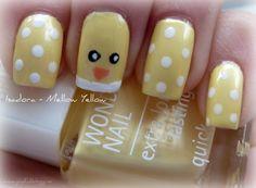 polka dots, easter nail art, spring nails, weights, nail designs, nail art designs, nail arts, beauti, chic nails