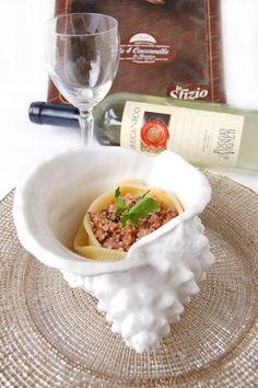 Ricetta Caccavelle di Gragnano ripiene di cous cous al pesce