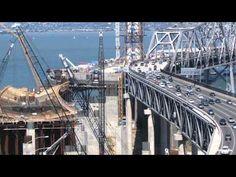 Bay Bridge, 42.000 horas de construcción en 4 minutos
