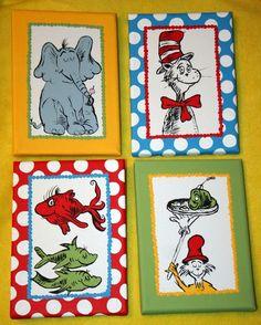 Dr. Seuss! Pictures Frames