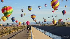International Balloon Fiesta - Albuquerque, New Mexico