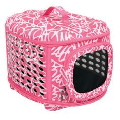 Petmate Curvations Pet Carrier - Geared for Pet Travel - Featured Products - PetSmart