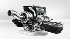 renault f1 presents 760 horsepower 1.6L turbocharged power units