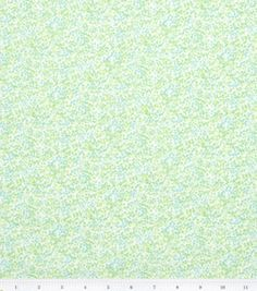 Keepsake Calico Fabric- Green Tonal Branches: quilting fabric & kits: fabric: Shop | Joann.com