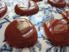 Making Pure Honey Cough Drops