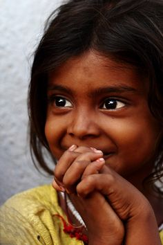 Bright Eyes. *To find out how to sponsor a disadvantaged child's education in India, please go to: www.heal.co.uk