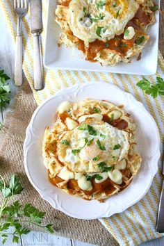 Poutine Hash Brown Waffles by Nutmeg Nanny