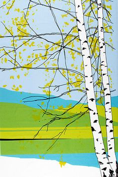tree, pattern