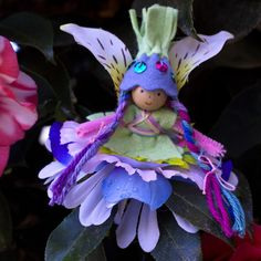 Fairy ornament for N.