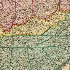 Map and timeline of the battlefields of the Civil War - GREAT resource!