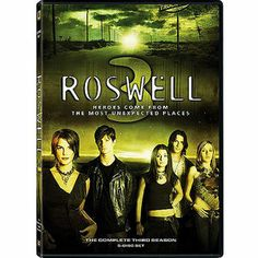Roswell: The Complete Third Season (Widescreen)