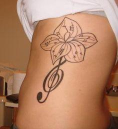 cool music tat