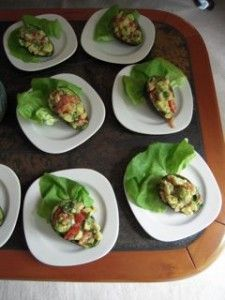 Project Healthy Ever After: Shrimp and Avocado Boats