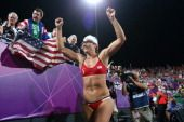 Misty May-Treanor,  GOLD MEDAL,  August 8, 2012  View image detail