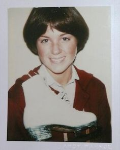 """Dorothy Hamill - a lot of girls got the """"Dorothy Hamill"""" haircut - myself included"""