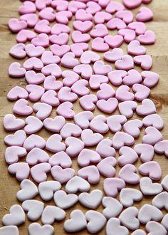 DIY Ombre Heart Cake - Style Sweet CA valentine cake