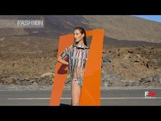 """CHRISTY TURLINGTON"" For MISSONI Campaign Spring 2014 by Fashion Channel"