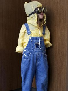 Easy Homemade Halloween Costumes For Kids : Home Improvement : DIY Network