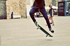 RIDE ON // MACBA BCN 2011 by cecilia secchieri @ http://adoroletuefoto.it