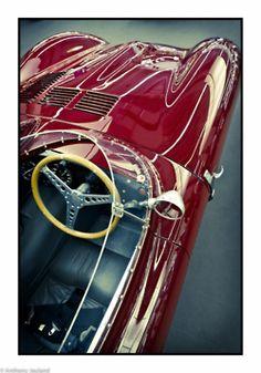 Jaguar Type D Rétromobile 2011. @designerwallace