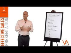 How to Deliver an Effective Sales Presentation - Product, Market & Sales...