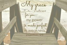 """""""Feeling worn out, weak and a little bit weary?? Frazzled and forgetful? Me too. Let's lean on Jesus together and let His grace be sufficient ~knowing HIS power is made perfect in our weakness. Amen? Amen!"""" - Renee Swope"""
